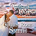 Nathan's Vow: Search For Love, Book 1 Audiobook by Karen Rose Smith Narrated by Heidi Baker