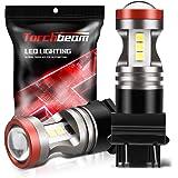 Torchbeam 3157 LED Bulb White 3156 3057 3056 4157 Reverse Blinker Back Up Lights DRL Tail Brake Lights 6500K Xenon White…