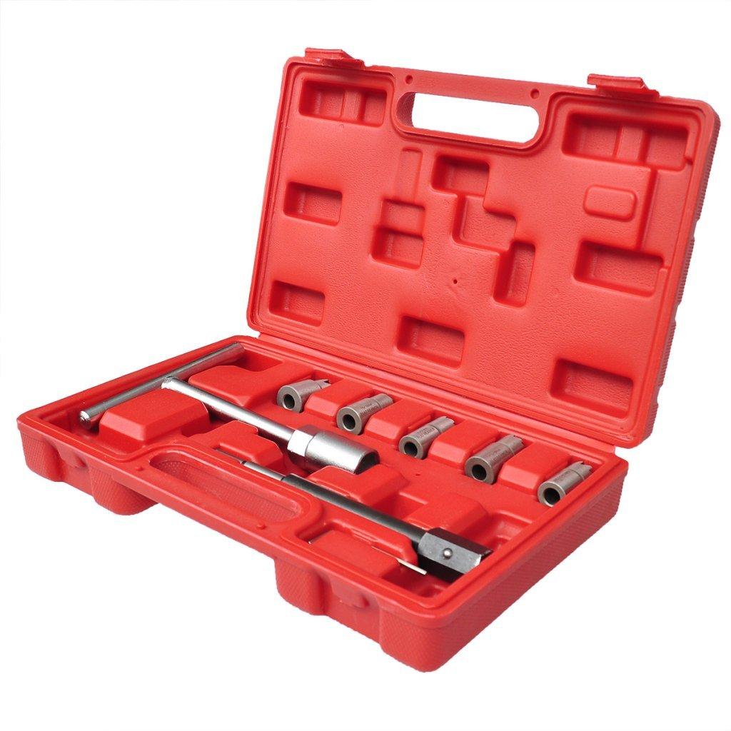 Anself 7 Pcs Diesel Injector Cutter Set