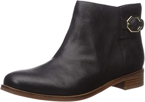 Lilah Buckle Bootie Ankle Boot
