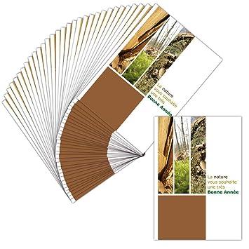 Carte Voeux Personnalisable Carte Postale 32 Cartes