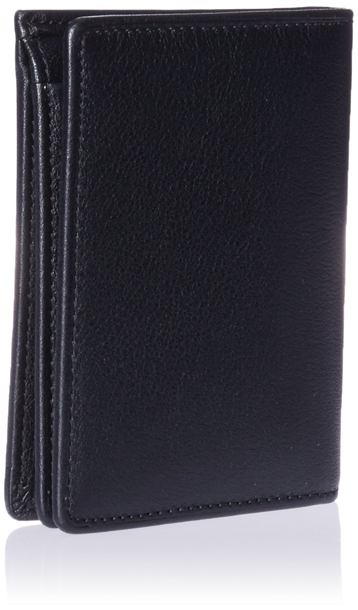 Tumi Mens Nassau L-Fold ID Black Textured One Size by Tumi (Image #2)