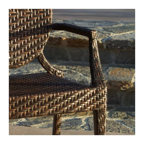 Townsgate Wicker Outdoor Chair (Set of 2) -  - patio-furniture, patio-chairs, patio - 61ggmScbNcL. SS570  -