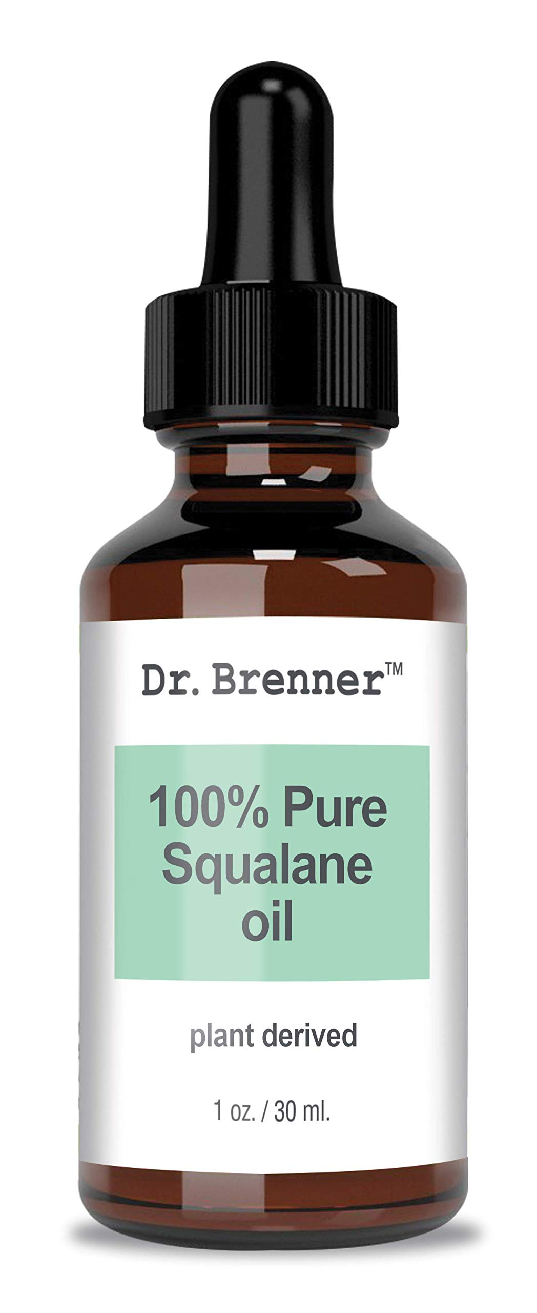 100% Pure Squalane Face Oil Anti Aging Moisturizer Derived From Fresh Olives For Skin And Hair 1oz. (1 oz)