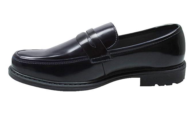 Mocassini uomo class nero ecopelle Oxford scarpe eleganti