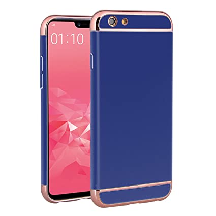 newest bfde1 60762 Amazon.com: OPPO A3 Case, OPPO A3 Shock-Absorption Backcover Phone ...