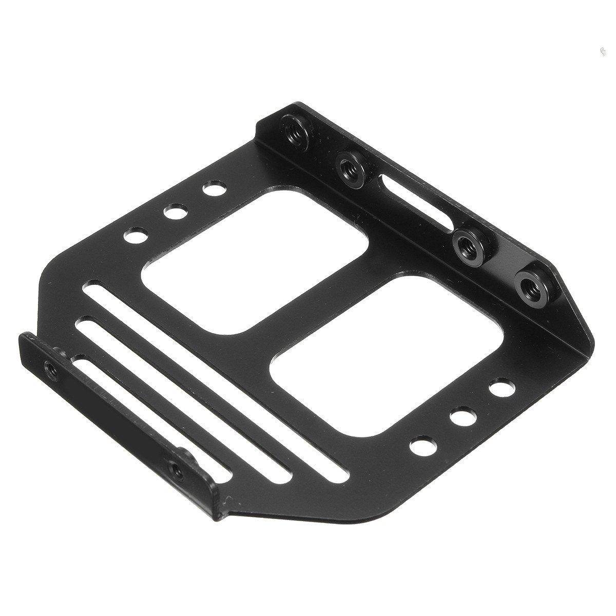 Alamor Chasis del Soporte del Extrusor De Metal Mk8 para Impresora Dual Head 3D Prusa I3