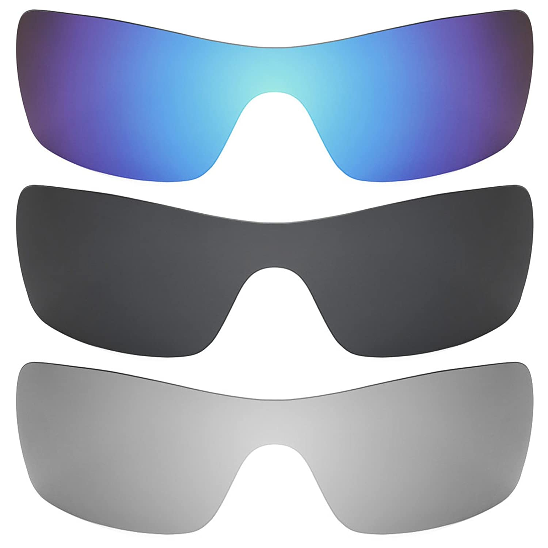 Oakley Batwolf 用Revant交換レンズ 偏光3 ペアコンボパック K015   B00GYIPHAK