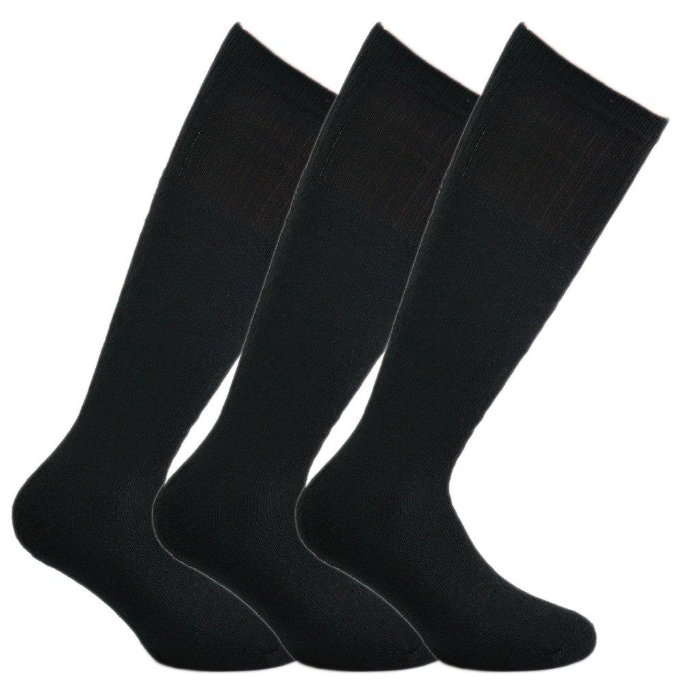 Fontana Calze, 12 paia di calze LUNGHE sportive in cotone spugna 8033524495033