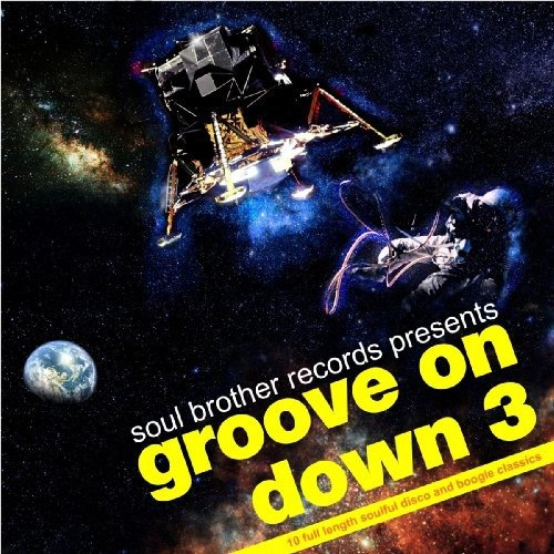 CD : Groove on Down - Vol 3-groove On Down (CD)