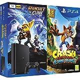 PlayStation 4 1TB + Ratchet & Clank + Crash Bandicoot: N'Sane Trilogy [Bundle]