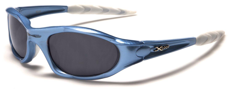 X-Loop Sonnenbrillen mit Brillenetui - Sport - Radfahren - Skifahren - Laufen - Autofahren (Mit Brillenetui / Vault) X-Loop Lunettes