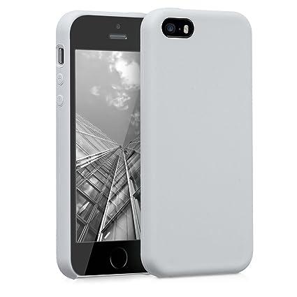 Amazon.com: kwmobile - Carcasa de silicona y TPU para Apple ...