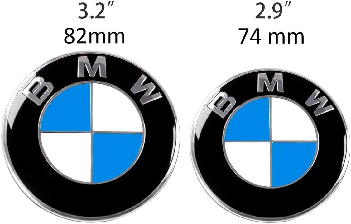 Original BMW Emblem Plakette Zeichen vorne 51148132375