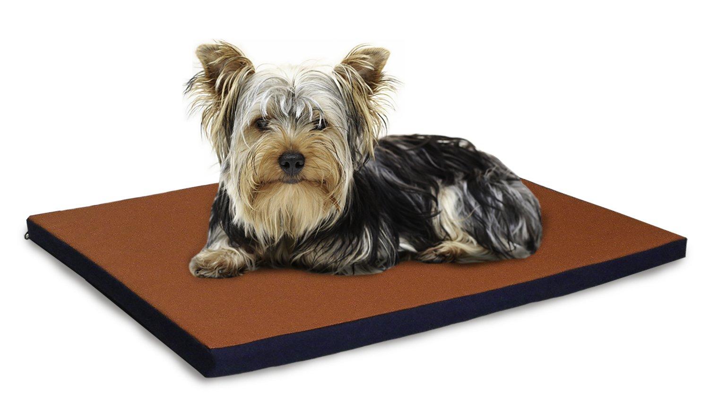 FurHaven Pan Cama cajón o de la Perrera Pad de Mascota Perro Cama, Resistente al Agua al Aire Libre Interior: Amazon.es: Productos para mascotas