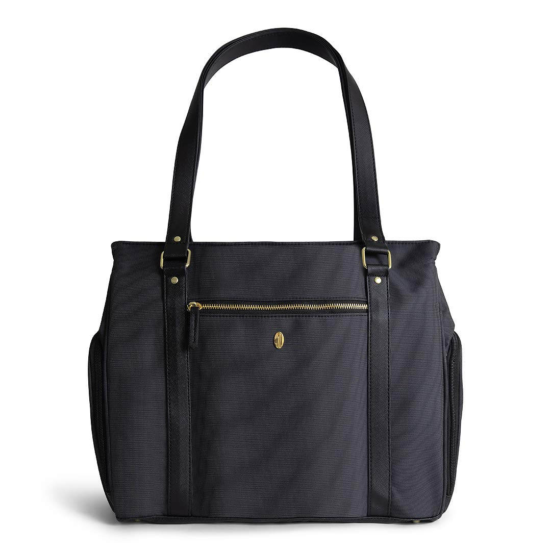 Breast Pump Tote Bag, fits Most Pumps incl Spectra - are You Drowning in Your Pumping Gear? Instantly Make Everyday Pumping Manageable with a Beautiful and Practical Handbag - Idaho Jones - Ellerby