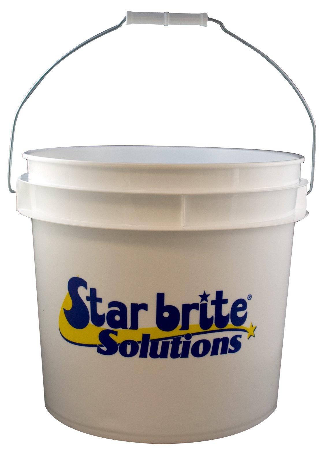 Star brite All Purpose Boat Bucket (3. 5 Gallon Capacity)