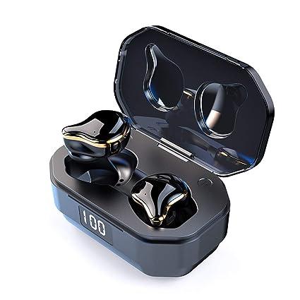 Amazon com: MOMD True Wireless Earbuds, LED Digital Energy