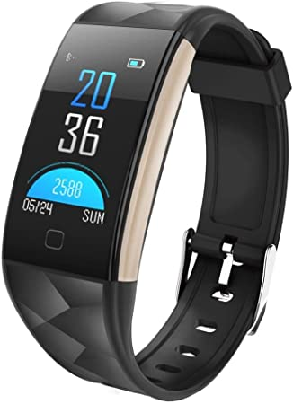 Amazon.com: Sinwo Fitness Tracker,T20 Color Screen ...