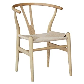 Genial Fine Mod Imports FMI4004 Natural Woodstring Dining Chair, Natural