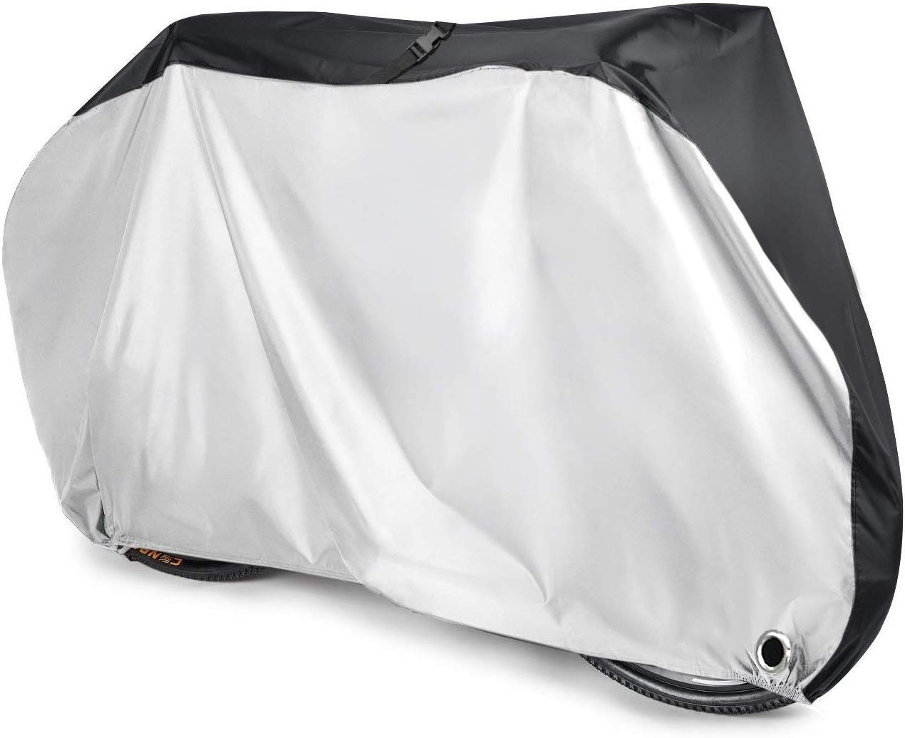 Funda plegable universal para bicicleta Nobran impermeable, multifunci/ón, resistente al polvo, resistente a la lluvia