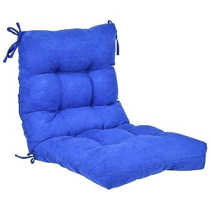Amazon.com: Giantex - Cojín de respaldo alto para silla de ...
