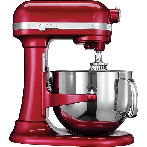 amazon küchenmaschine rot