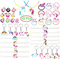 Mattelsen Unicornio Llaveros Unicorn Bracelet Wristband Unicorn Rubber