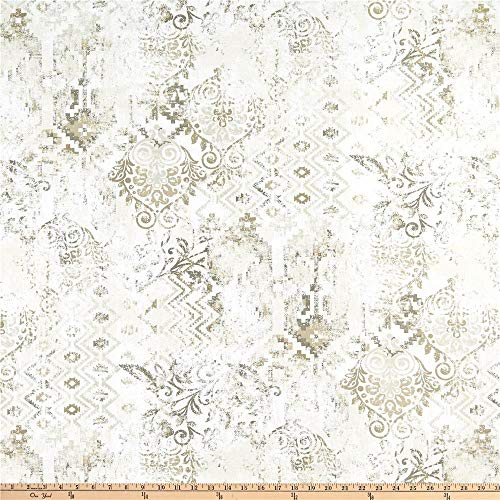 Magnolia Home Fashions Austin Sand, Fabric by the Yard
