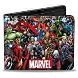 Buckle-Down Bifold Wallet Marvel Universe