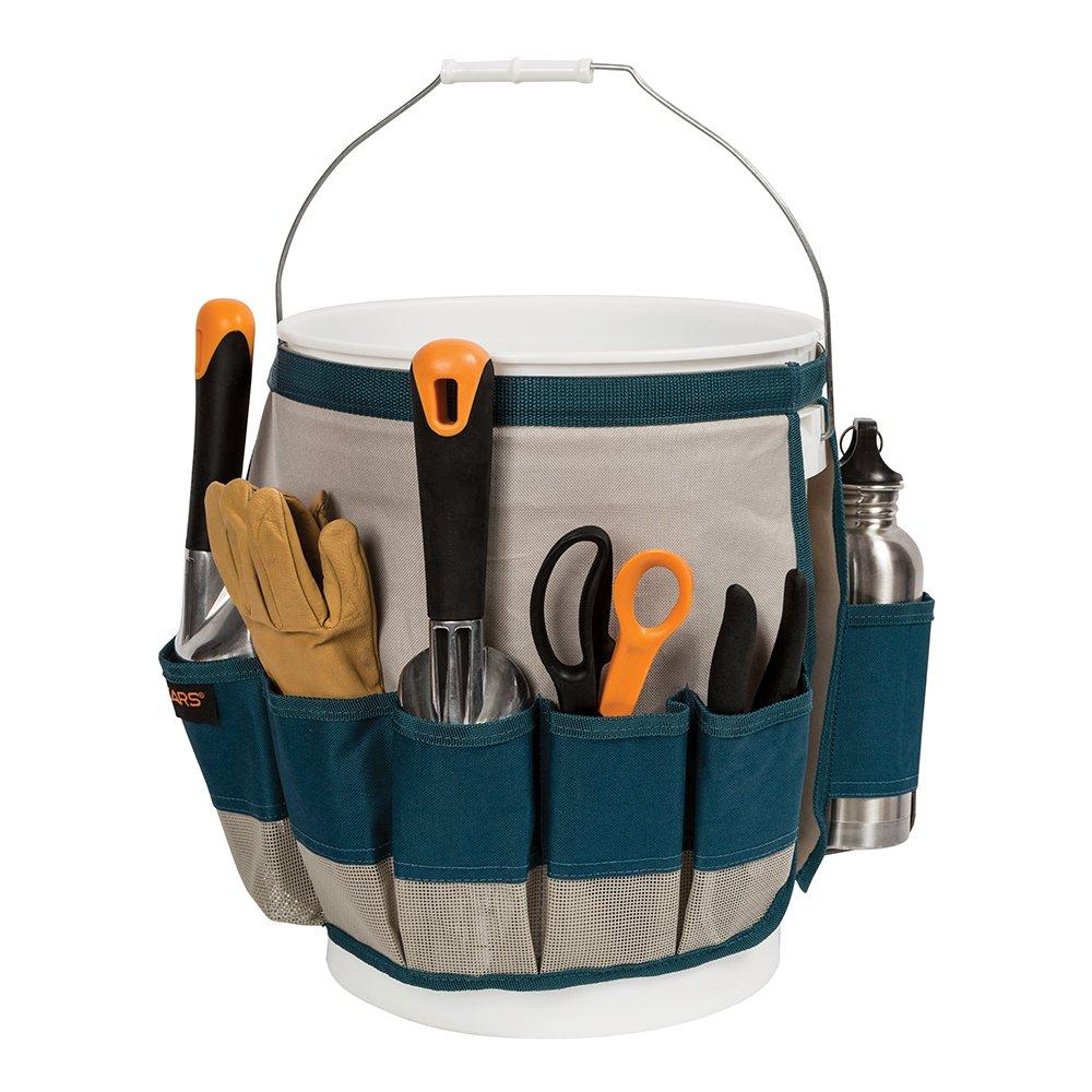 Fiskars 94246980j Garden Bucket Caddy