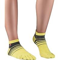 Knitido Track&Trail Spins Calcetines Deportivos con Dedos