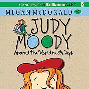 Judy Moody: Around the World in 8 1/2 Days Audiobook