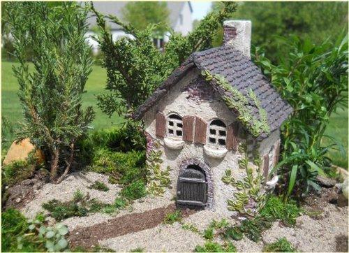 (Miniature Fairy Garden Ivy House )