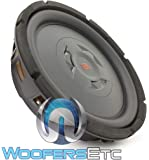 """JBL Club WS1200 - 12"""" Shallow mount subwoofer w/SSI (Selectable Smart Impedance) switch from 2 to 4 ohm"""