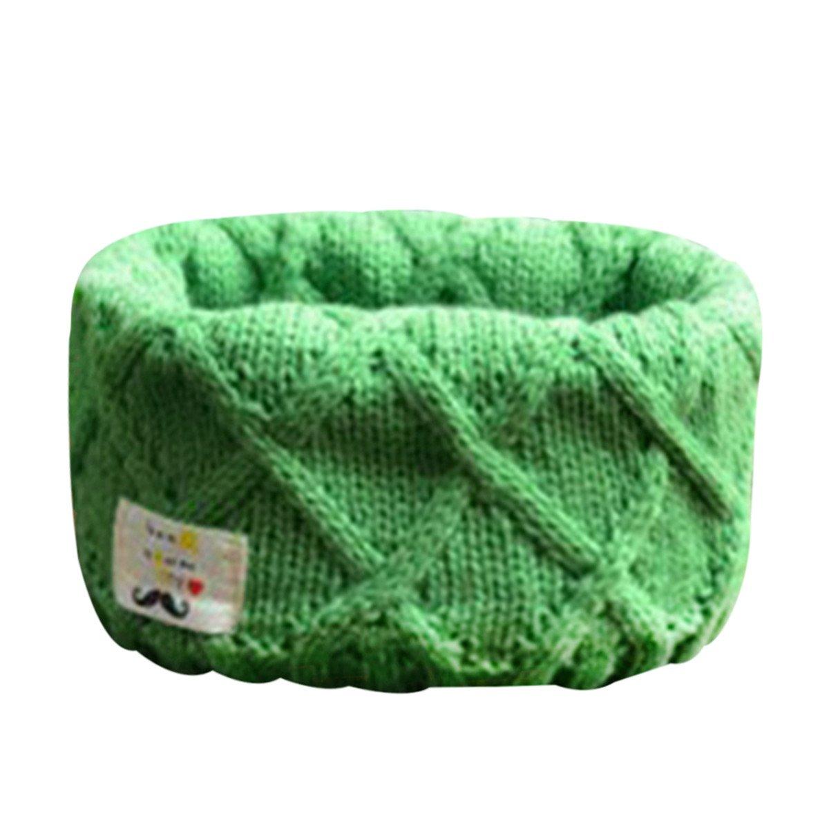 MIOIM Bebé Niños Niñas Bufanda de Cuello de lana para Otoño Invierno ESHJ*228364601