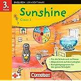 Sunshine - Software zu allen Ausgaben: 3. Schuljahr - CD-Extra: Lernsoftware und Lieder-/Text-CD auf einem Datenträger