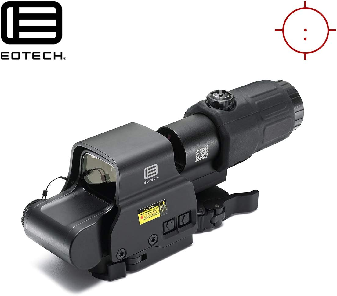3. EOTECH HHS II Holographic Hybrid Sight - EXPS2-2 with G33 Magnifier