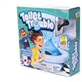 Toilet Trouble Hilarious Interactive Game Kids/Families Flush Sound Effects
