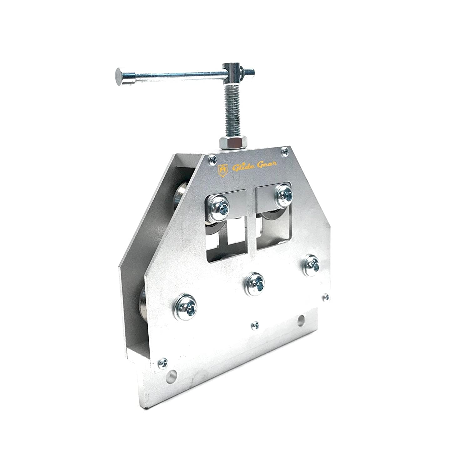 Table Top PS 100 Adjustable 3/16 to 1 inch Tube Tubing Pipe Fuel Line Bench Clamp Straightener Koncept Innovators