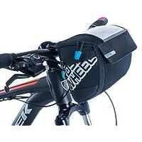vertast 2017nueva bolsa de manillar de bicicleta de diseño grande de almacenamiento cesta para MTB CTB ciudad Commuter