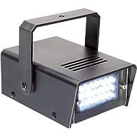 BeamZ 153.275 Negro estroboscopio y luz disco