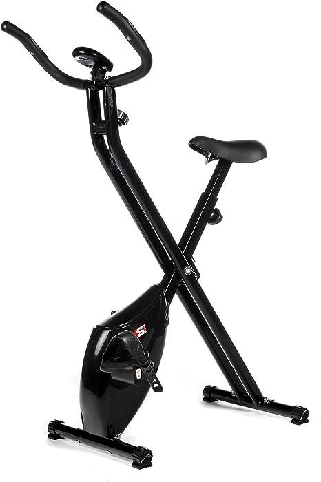 XS Sports Bike-x-Bike máquina de Cardio Fitness magnética Plegable ...