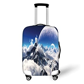 Travel Luggage Cover Suitcase Protector d5c2b84664