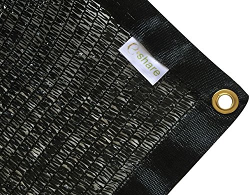 E share Black Shade Cloth Grommets product image