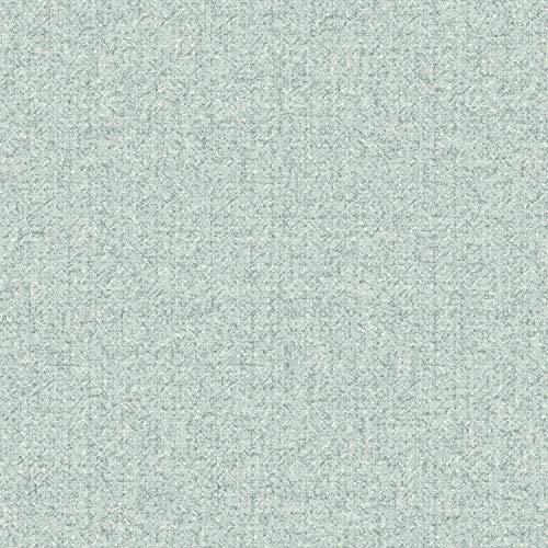 York Wallcoverings NR1544 Norlander Woolen Weave Wallpaper Blue