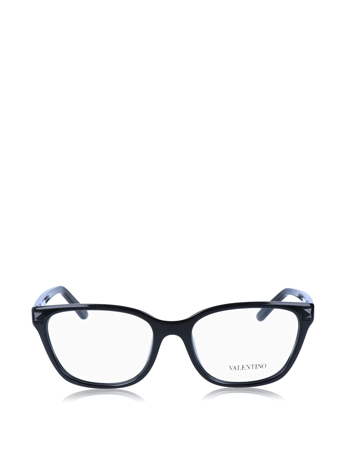 Amazon.com: VALENTINO Eyeglasses V2677 001 Black 52MM: Clothing