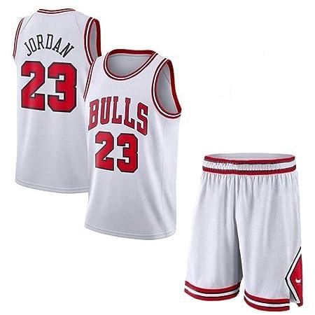 AKCHIUY Camiseta De Baloncesto Michael Jordan Nº 23 para ...
