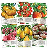 buy Seed Needs Multicolor Tomato Seed Packet Collection (6 Individual Packets) Non-GMO Seeds by now, new 2018-2017 bestseller, review and Photo, best price $12.00