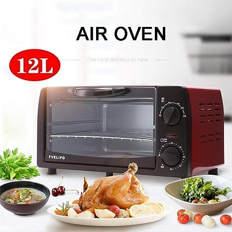 Horno mini tostador para hornear, 1 horno doméstico, horno ...